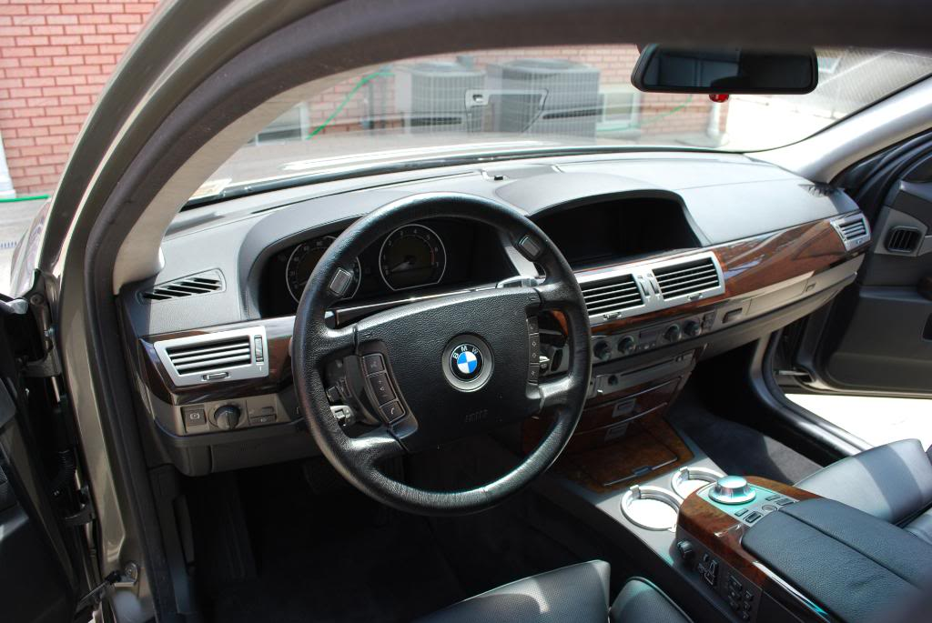 Want To Drive A BMW 750i