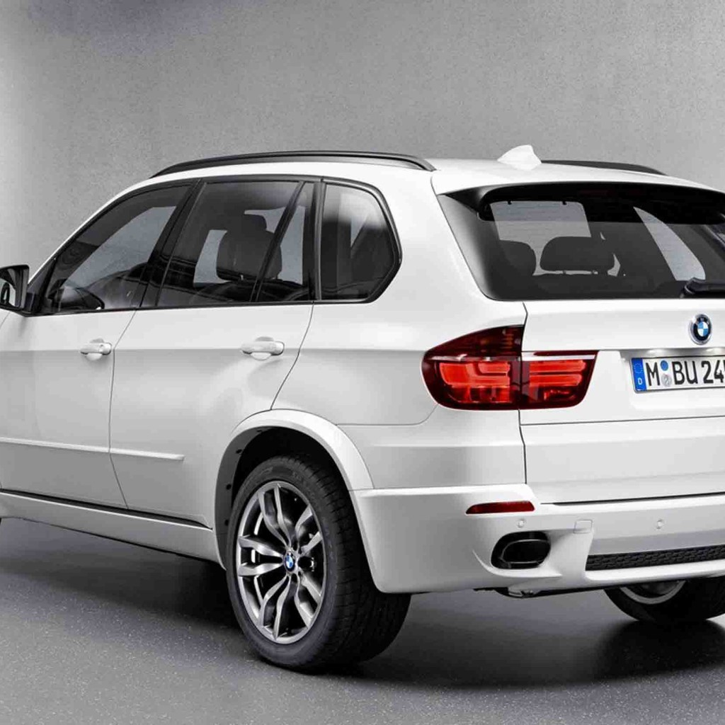 Want To Drive A BMW X5?