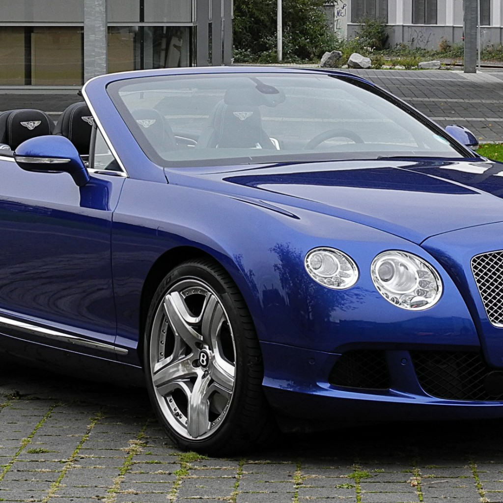 Want To Drive A Bentley Continental GT?