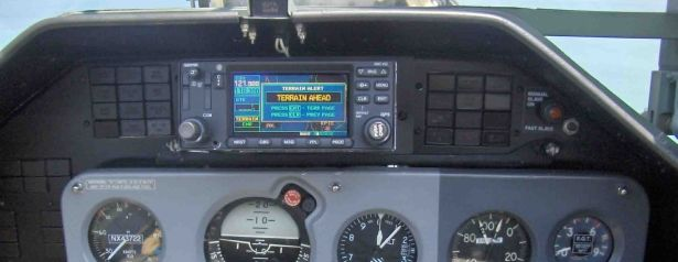 fighter jet control dashboard