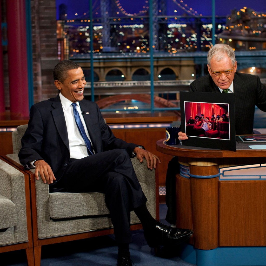 See The Late Show With David Letterman With Vip Tickets