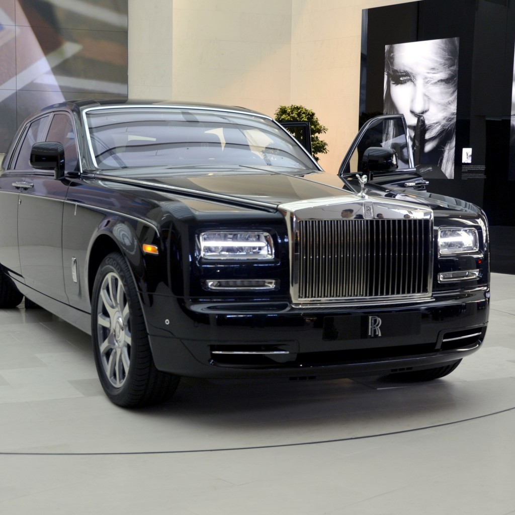 Want To Drive A Roll Royce Phantom?