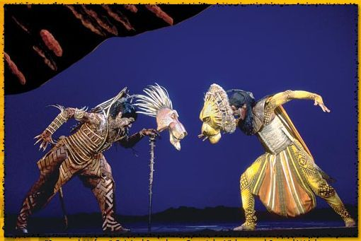 & Want to see The Lion King on Broadway with VIP tickets?