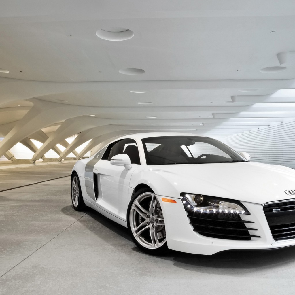 Want To Take An Audi R8 For A Spin?