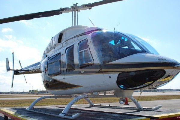 Miami Area Helicopter Charter