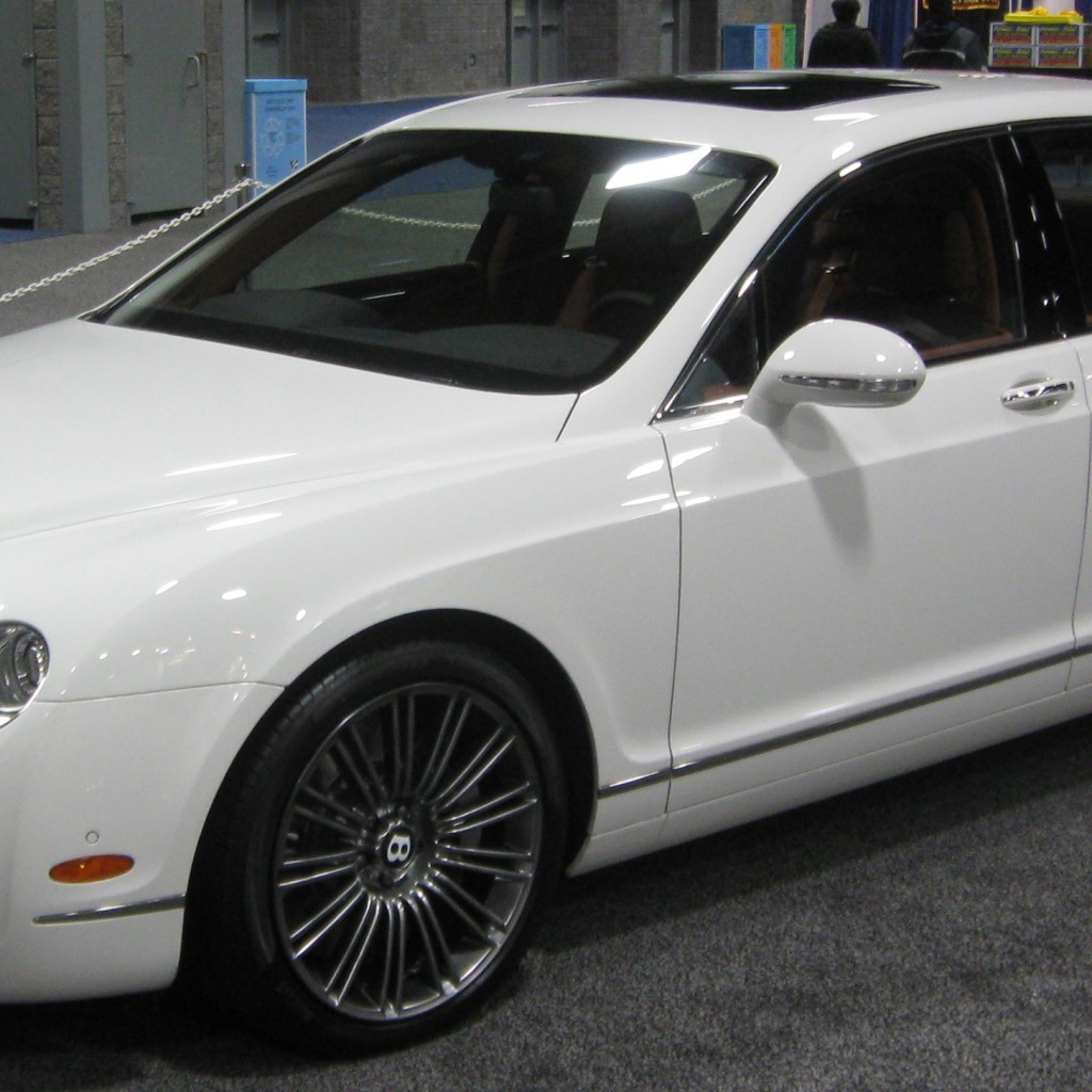Bentley Continental Flying Spur Limousine By Exotic Limo: Want To Drive A Bentley Continental Flying Spur?