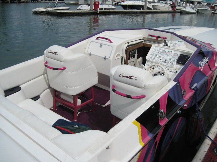 Rent a speed boat in Miami