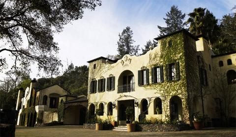 Boutique Winery Exterior