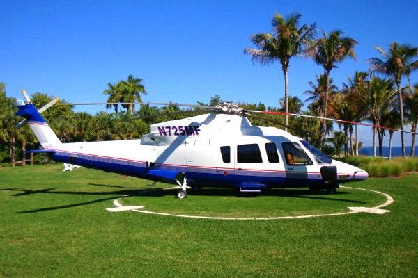 Private Luxury Helicopter Tours And Charters In Miami And
