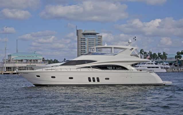70 Marquis Yacht Charter