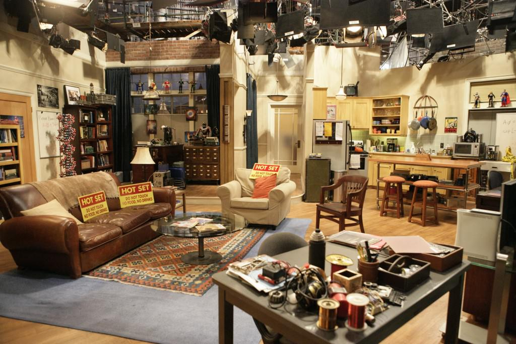 Want To Visit The Big Bang Theory Set With VIP Access