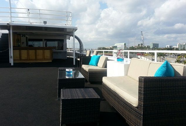 south florida mega yacht charter