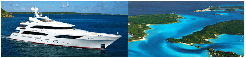 Ft Lauderale Yacht charter
