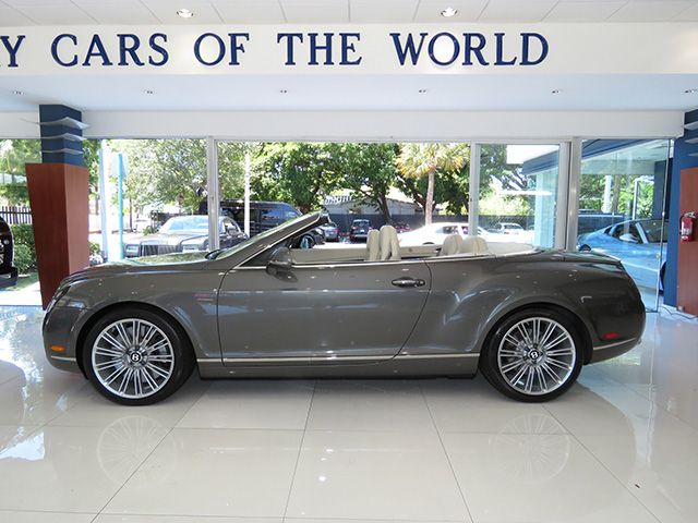2011 Bentley GTC