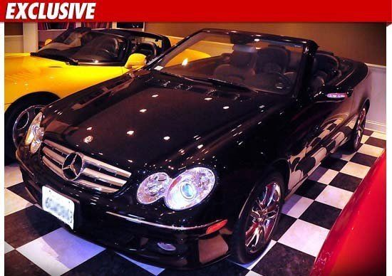 Want to drive a famous star car from your favorite tv show for Star motor cars mercedes