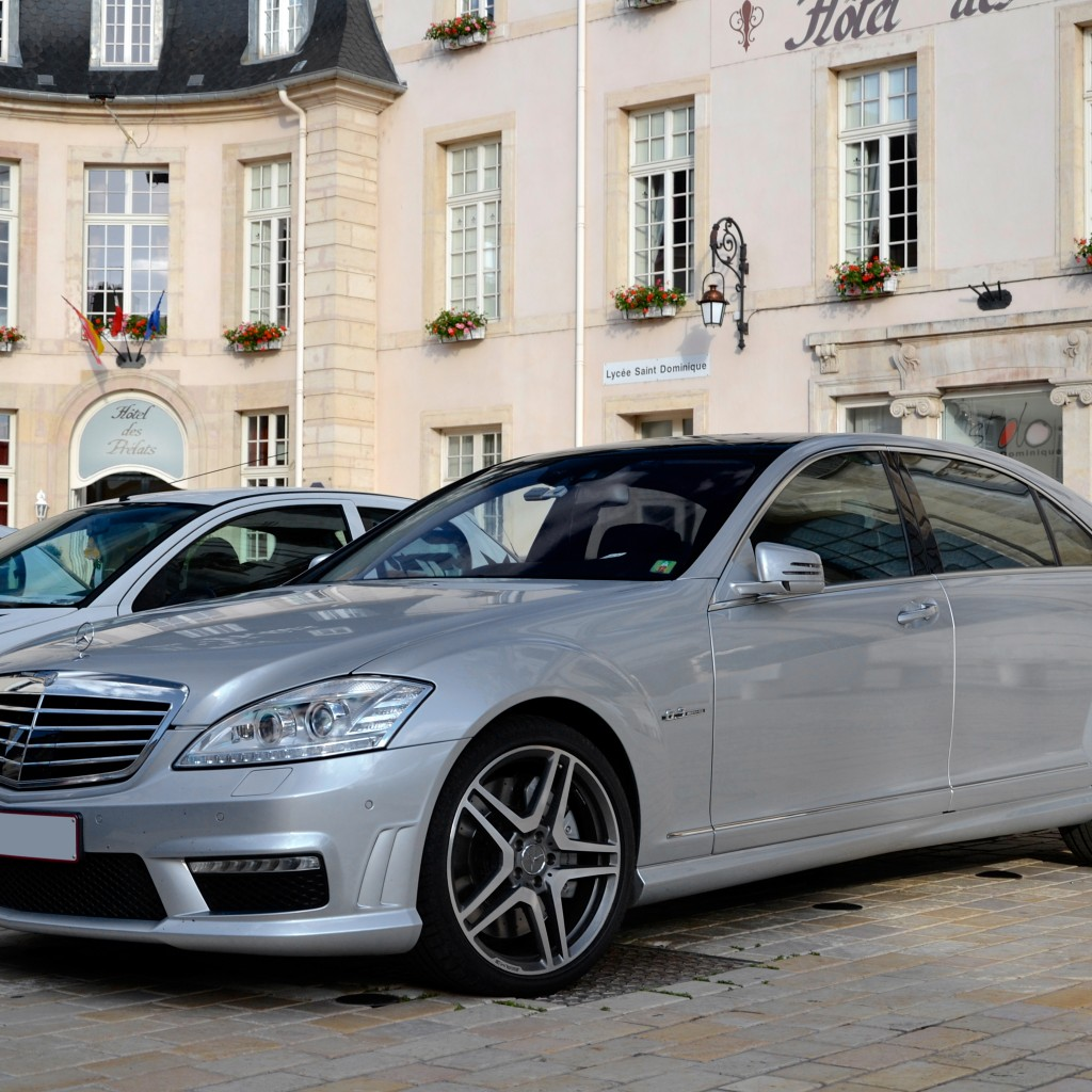 Want To Drive A Mercedes Benz S63 AMG?