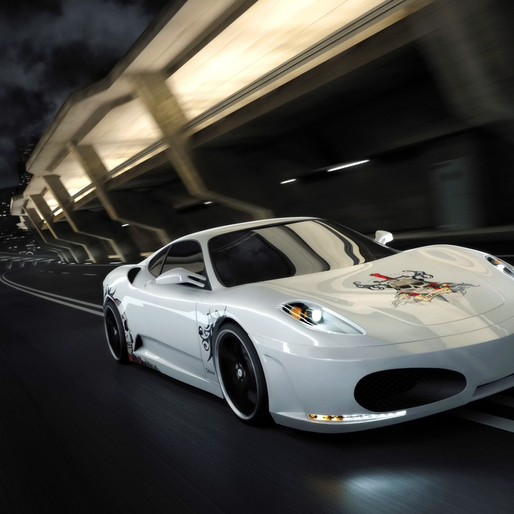 Want To Drive A Ferrari F430?