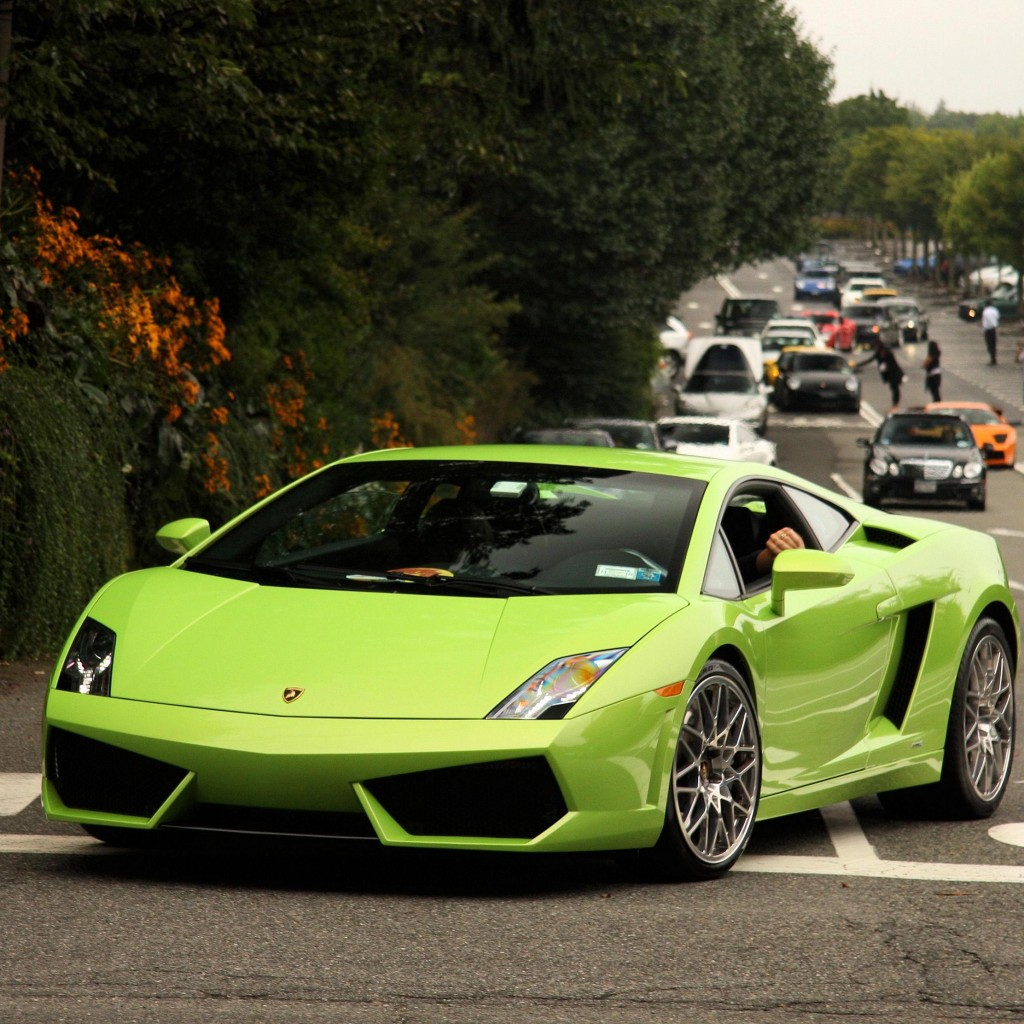 Want To Drive A Lamborghini Gallardo LP560?