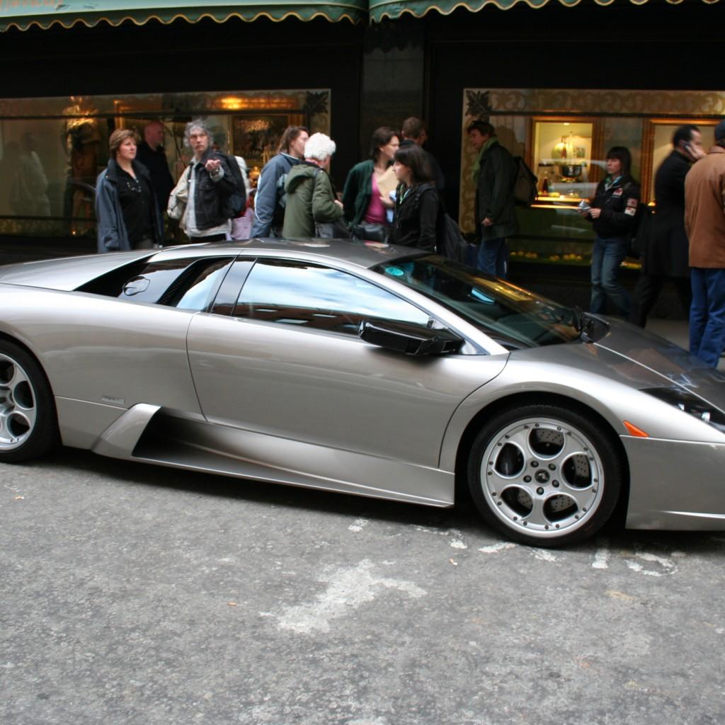 Want To Drive A Lamborghini Murcielago?