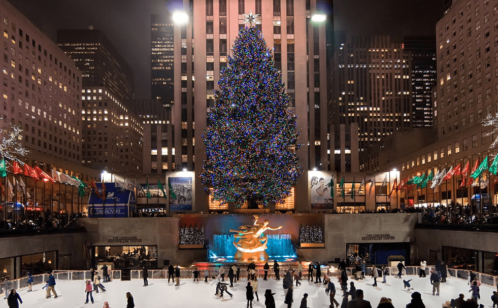 Rockefeller Center 2019 Christmas Tree Lighting Event - Rockefeller Center Tree Lighting Tickets Rockefeller Christmast