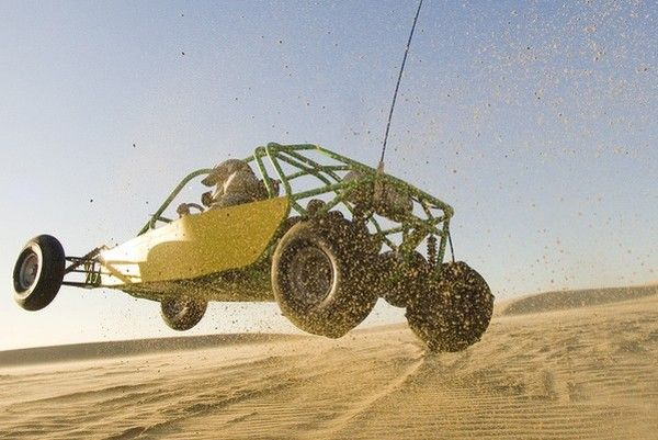 dune buggy las vegas video
