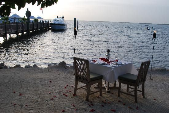 Private Island Dinner Helicopter Seaplane