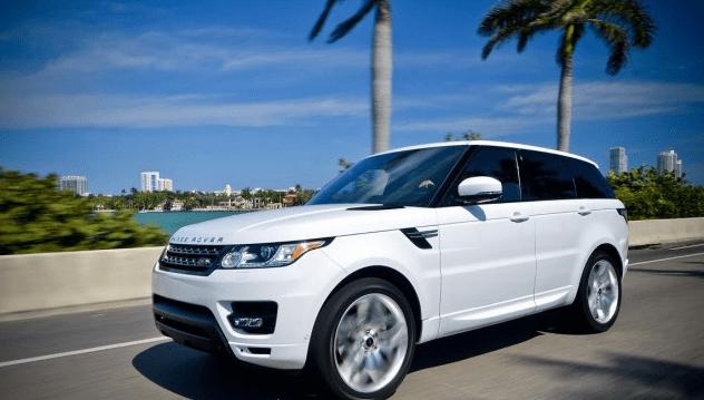 Land Rover Range Rover Sport Rental