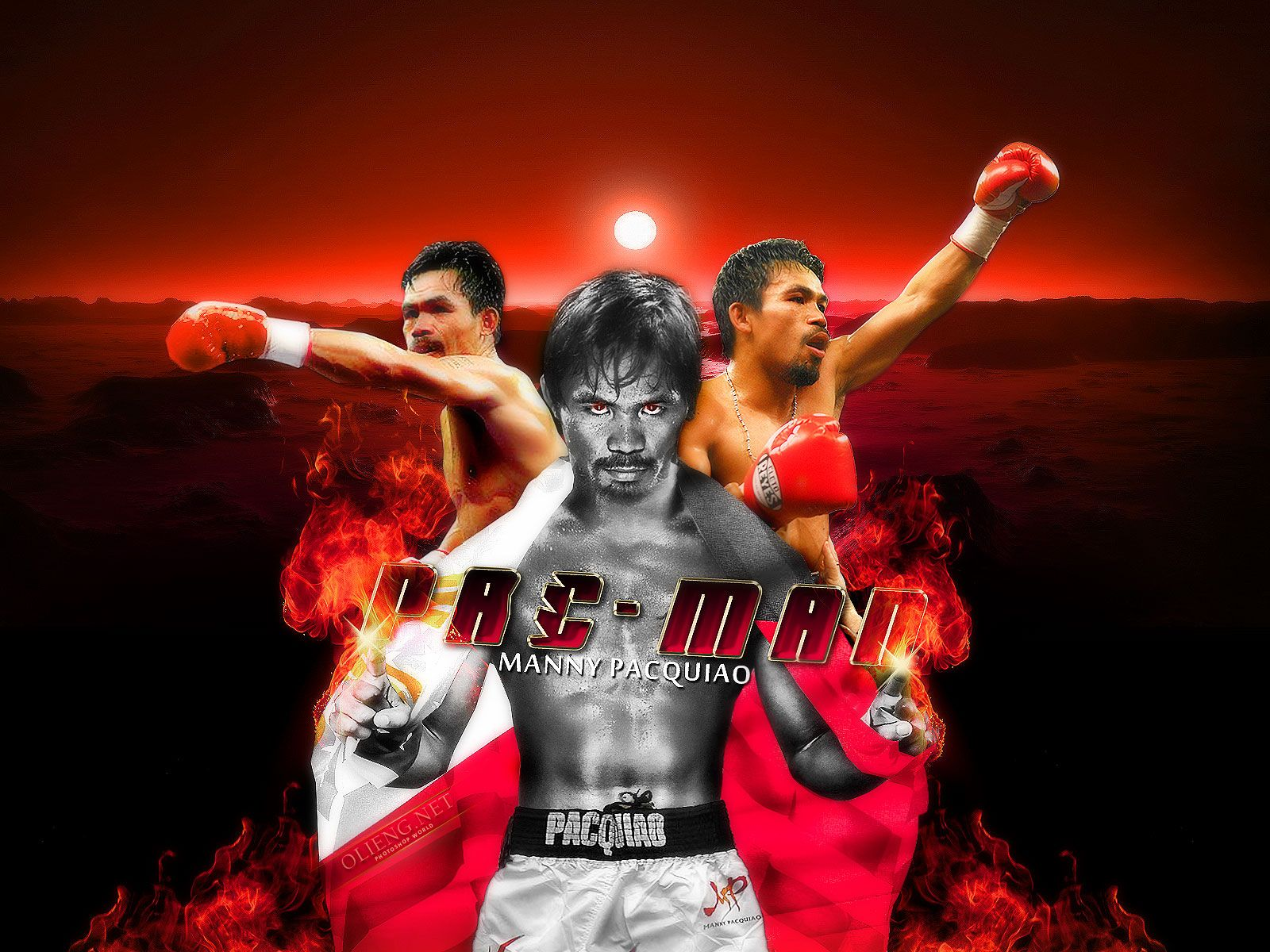 Manny Pacquiao Back in Action