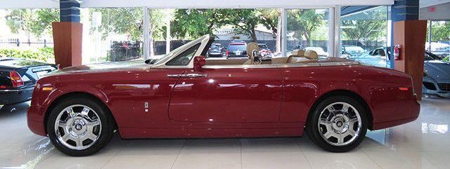 2008 Rolls Royce Drophead