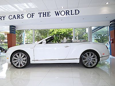 2013 Bentley GTC