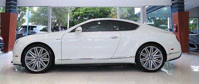 2014 Bentley GT Cpe
